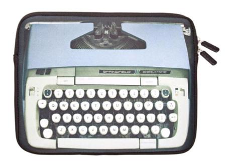Springfield convierte tu iPad o portátil en una vieja maquina de escribir