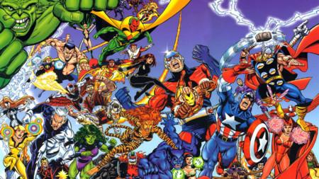 Vengadores Comic 3