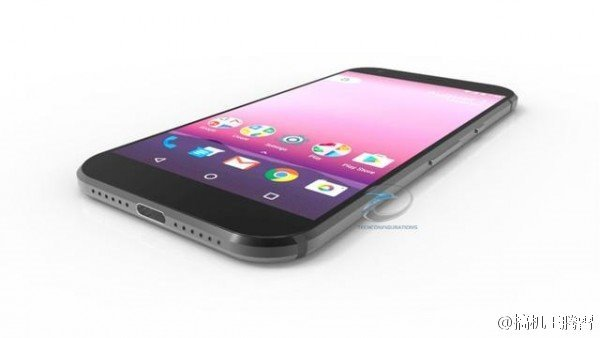 Foto de Renders Nexus 2016 HTC (1/7)