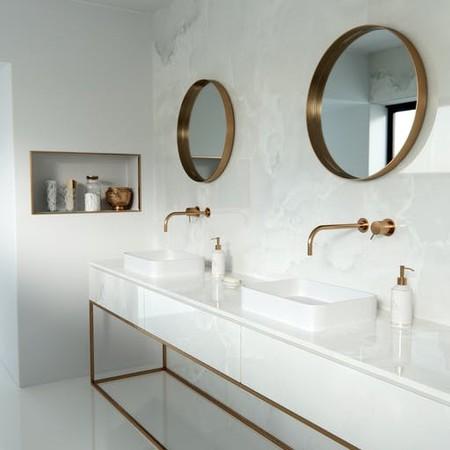 Dekton Bathroom Helena X Gloss