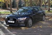 Audi A6 hybrid, prueba (exterior e interior)