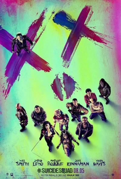El primer tráiler de Suicide Squad está aquí y es épico