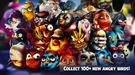 Angry Birds Evolution, ya puedes disfrutar en Android de sus batallas contra jugadores de todo el mundo