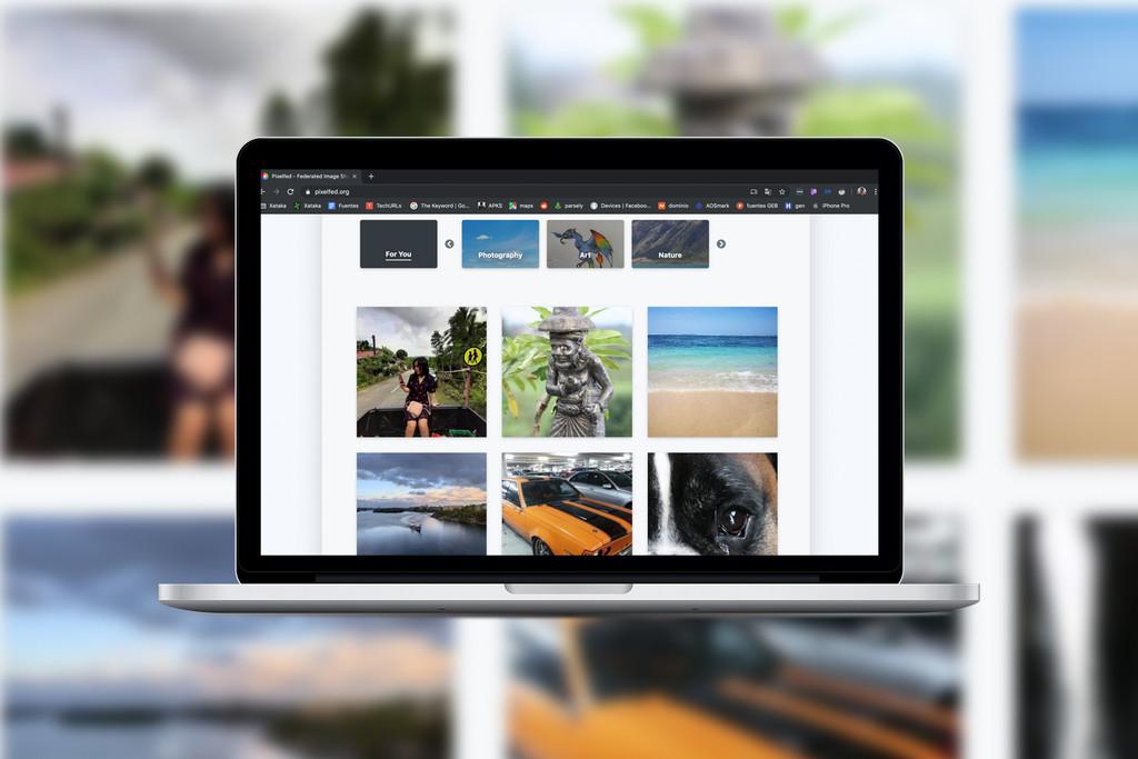 PixelFed es una alternativa a Instagram de código abierto, con orden cronológico y sin compresión de imágenes