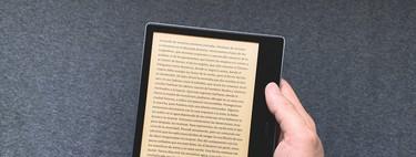 Amazon Kindle Oasis (2019), análisis: el lector de libros electrónicos para sibaritas