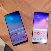 """Los Galaxy S10 y S10+ no podrán usar cualquier protector de pantalla, pero incluirán uno """"de regalo"""""""