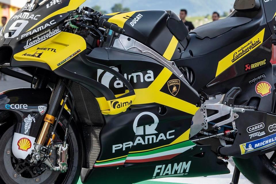 Foto de Alma Pramac Racing y Automobili Lamborghini para el Gran Premio de Italia 2018 (11/14)