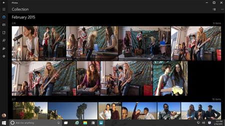 Fotos Windows 10