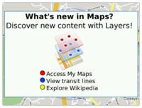 Google Maps para BlackBerry ahora con capas