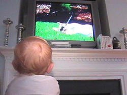 Un bebé de un año absorbe las emociones plasmadas en televisión en sólo 20 segundos