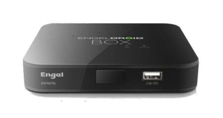 Engeldroid Engel En1007q Wifi Hdmi Smart Tv 1 L