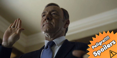 'House of Cards', cazar o ser cazado