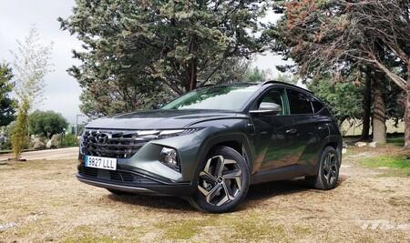 Probamos el nuevo Hyundai Tucson: el SUV estrena mecánicas mild hybrid, un diseño transgresor y una dinámica sólida y ágil