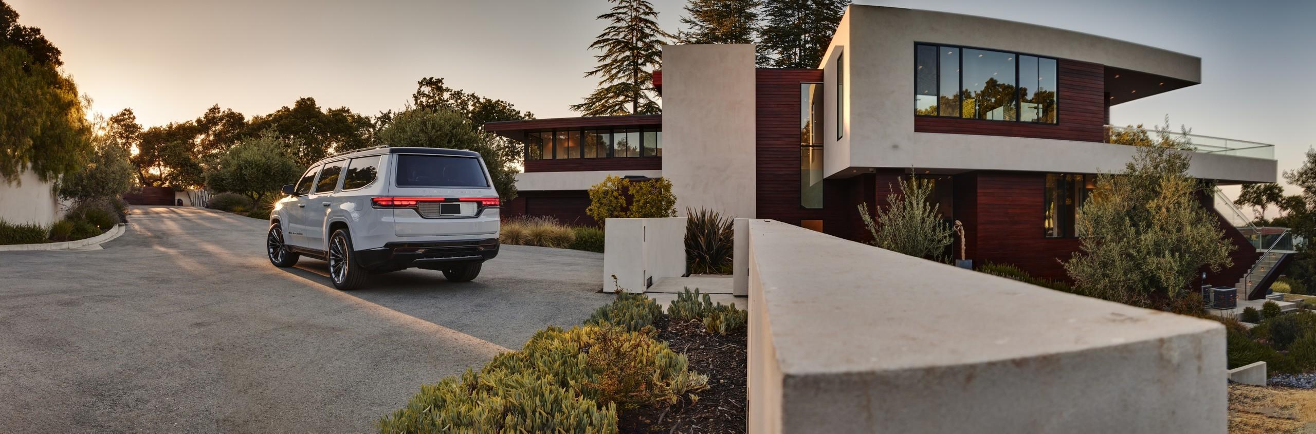 Foto de Jeep Grand Wagoneer Concept (19/63)