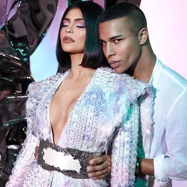 Kylie Cosmetics x Balmain, la colaboración de belleza que desfilará en la Semana de la Moda de París