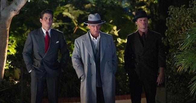 Los malos de 'Gangster Squad (Brigada de élite)'