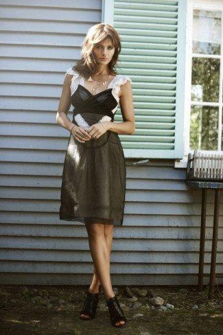 Campaña Hoss Verano 2011. ¿Se puede ser bella hasta rabiar, top de tops y reconocida fotógrafa?