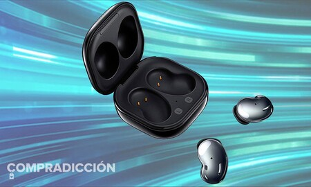 Los auriculares true wireless con cancelación de ruido de Samsung cuestan muy poco en Amazon:  Galaxy Buds Live por 82 euros