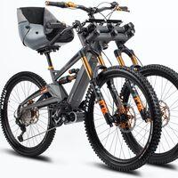 Esta bicicleta eléctrica con dos ruedas delanteras articuladas promete aventuras para personas con movilidad reducida
