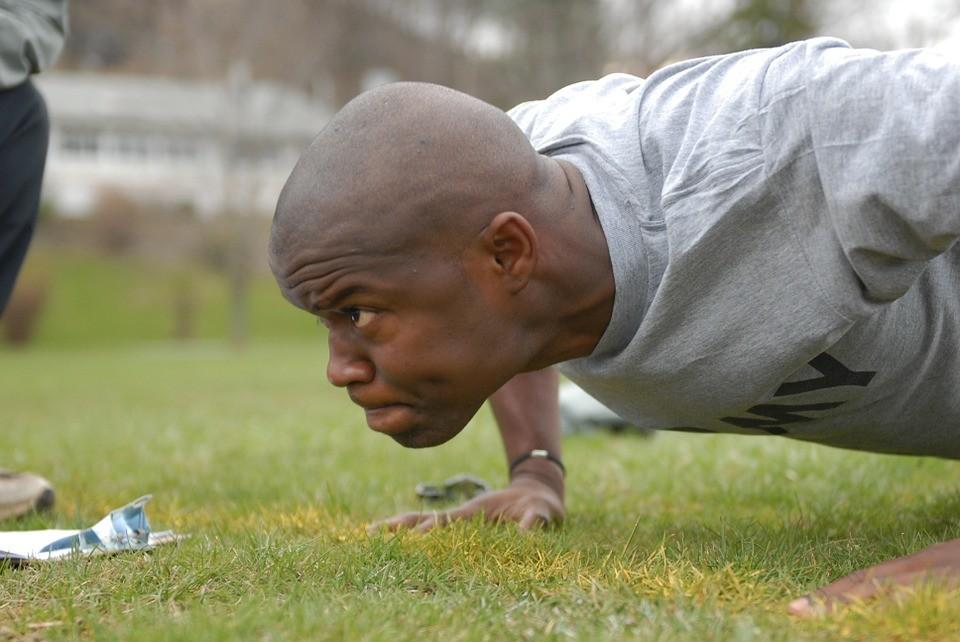 ¿Puedes hacer 40 flexiones? Entonces tu riesgo de sufrir enfermedad cardíaca es significativamente menor