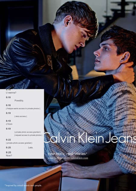 Calvin Klein Jeans Fall Winter 2015 Campaign 004