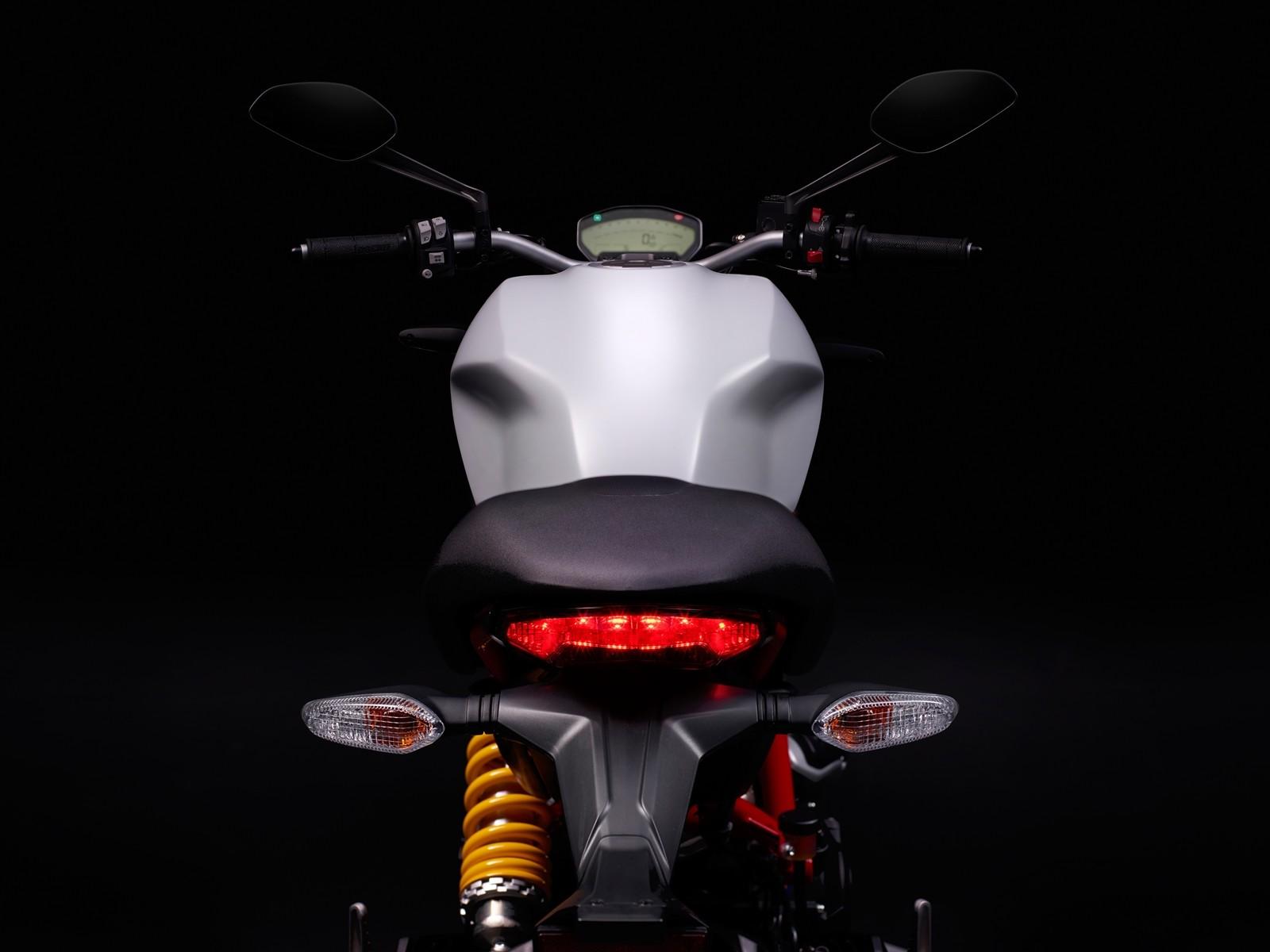 Foto de Ducati Monster 797 (9/68)