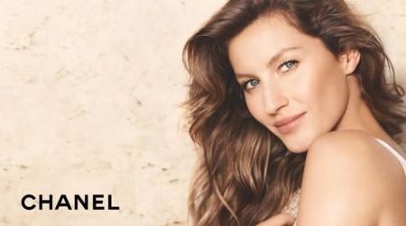 Gisele Bundchen Chanel Les Beiges Invierno 2013