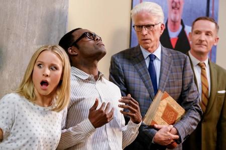 """'The Good Place' llegará a su fin en la temporada 4: """"dadas las ideas que queríamos explorar, era lo adecuado"""""""