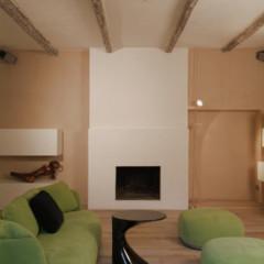 Foto 2 de 9 de la galería puertas-abiertas-una-casa-en-el-janiculo en Decoesfera