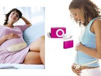 Bellysonic: accesorio para la música del bebé