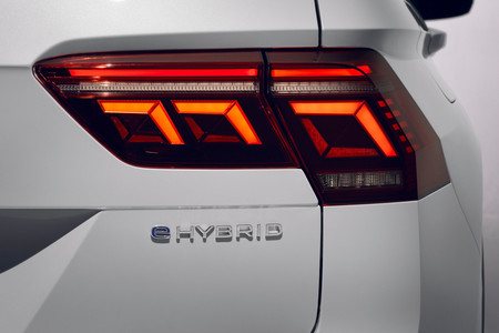 Volkswagen Tiguan 2020 Phev Logo