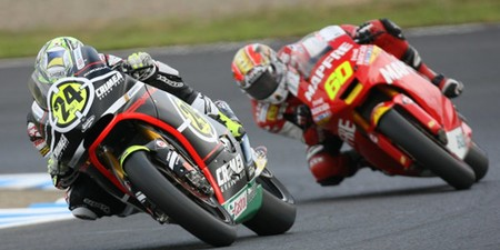 Elias Malasia Moto2 2010