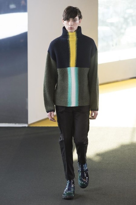 Kenzo Mens Autumn Fall Winter 2015 Pfw27