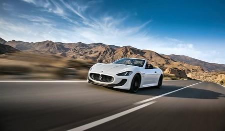 Maserati GranCabrio por Mikel Prieto