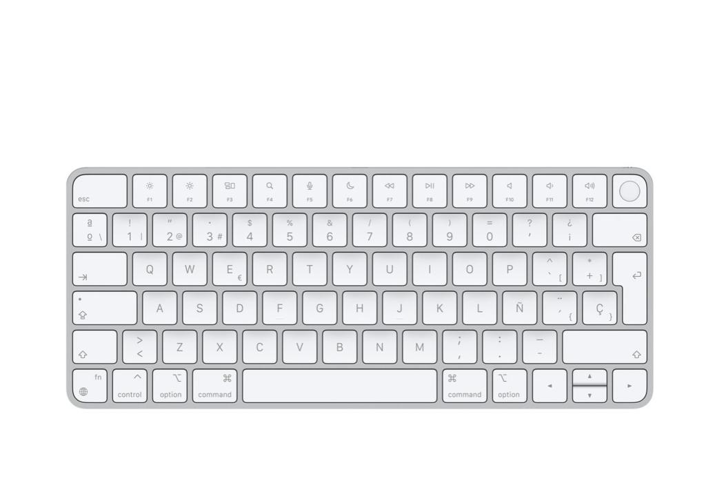 Touch ID se extiende a todos los Mac℗ con M1: <strong>Apple℗</strong> comienza a vender el nuevo Magic Keyboard por 159 euros(EUR) «>     </p> <p>Apple acaba de agregar a su tienda online la eventualidad de <strong>comprar el nuevo Magic Keyboard con Touch ID</strong> sin tener que comprar el <a href=