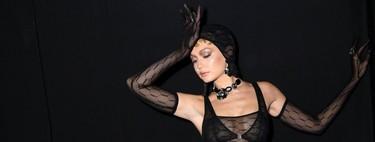 Es imposible dejar de mirar los lookazos y el maquillaje y peluquería de Cara Delevingne, Gigi y Bella Hadid en el desfile Savage x Fenty de Rihanna