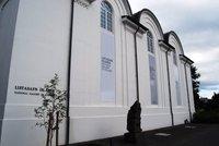 La Galería Nacional de Islandia en Reikiavik