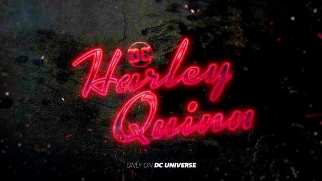 Harley Quinn Series