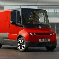 Renault EZ-FLEX, un vehículo eléctrico que forma parte de un nuevo experimento en Europa