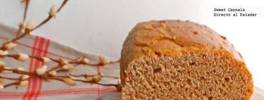 Cómo hacer pan de caja integral en tu casa. Receta