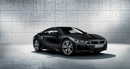 BMW se trae 6 unidades del i8 Protonic Frozen Black Edition a México