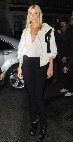 Cazadora famosa, Gwyneth Paltrow