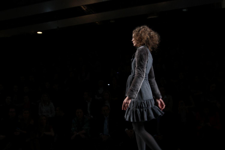 Foto de Alma Aguilar en la Cibeles Madrid Fashion Week Otoño-Invierno 2011/2012 (119/126)