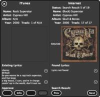 TuneTagger, para completar la info de tu música