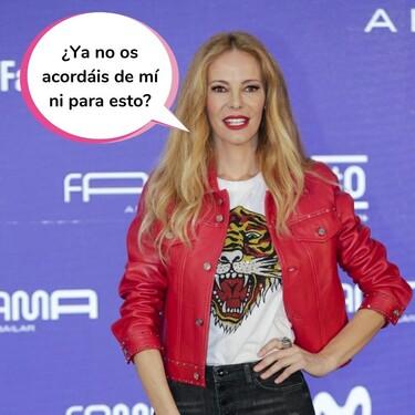 La foto con la que Paula Vázquez recuerda que Ana Obregón y Anne Igartiburu no fueron las primeras (aunque todos pensáramos que sí)