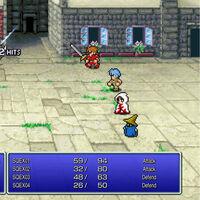 Los tres primeros Final Fantasy desvelan la fecha de lanzamiento para sus versiones remasterizadas en julio