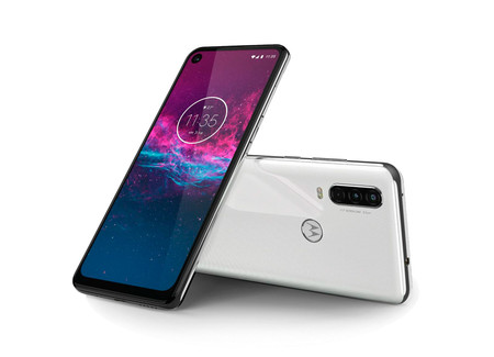 Motorola One Action: un diseño familiar que incluye una cámara de acción en formato ultra gran angular