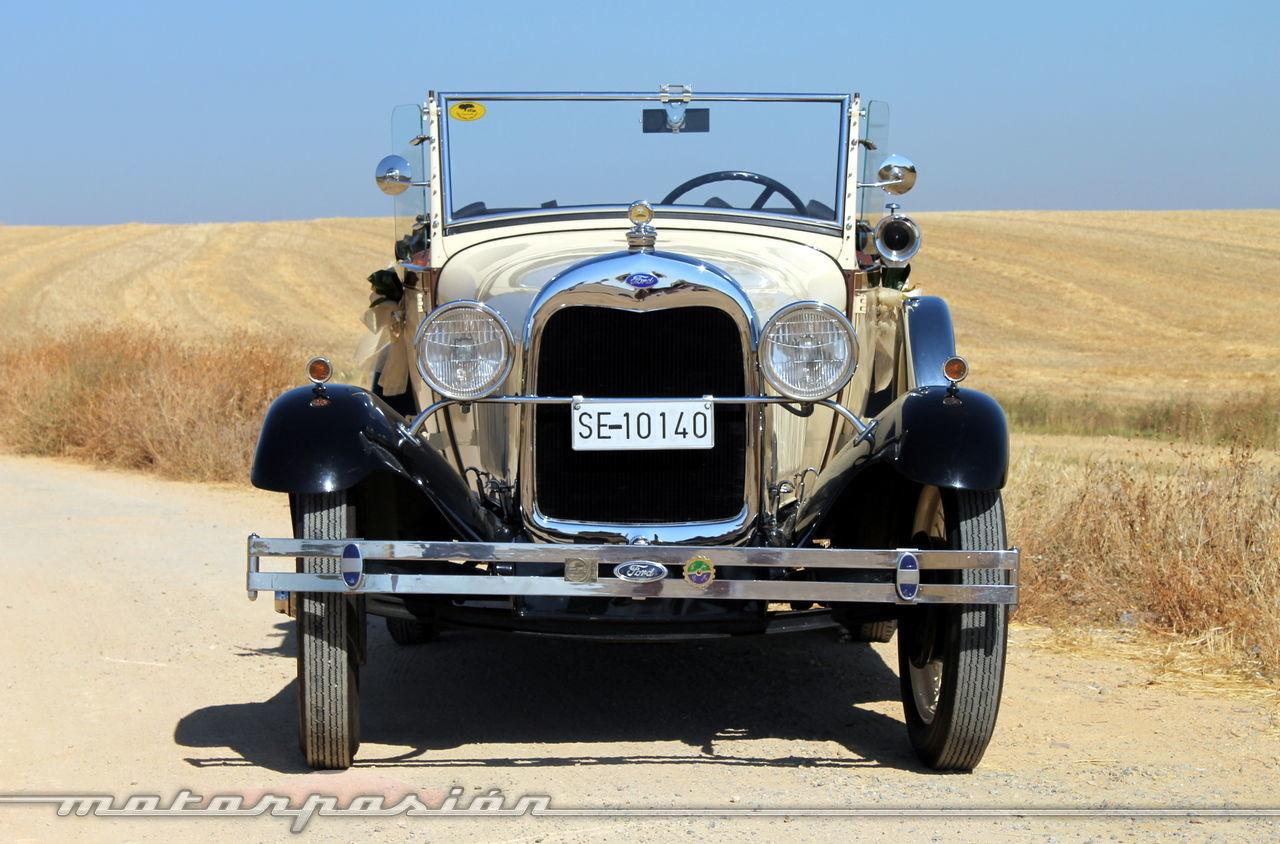 1928 Ford Model A (prueba)