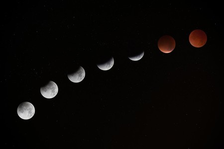 Donde Como Cuando Eclipse Lunar Julio 2018 1