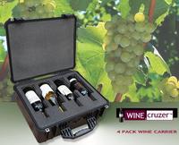 WineCruzer, maletas para transportar botellas de vino